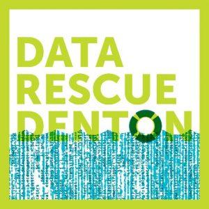 Data Rescue Denton's logo