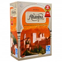 Alhambra box cover