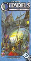 Citadels box cover