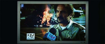Savini as Sheriff in Dawn of the Dead (2004) cameo