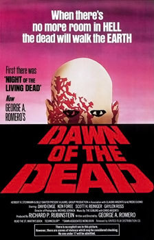Dawn of the Dead film poster