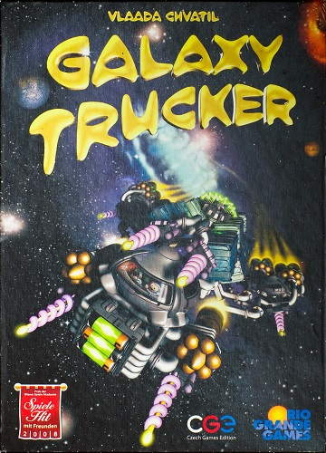 Galaxy Trucker box cover
