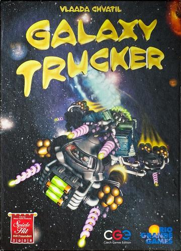 Galaxy Trucker box cover