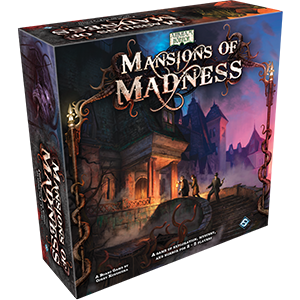 Mountains of Madness box cover