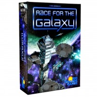 Race for the Galaxy box cover