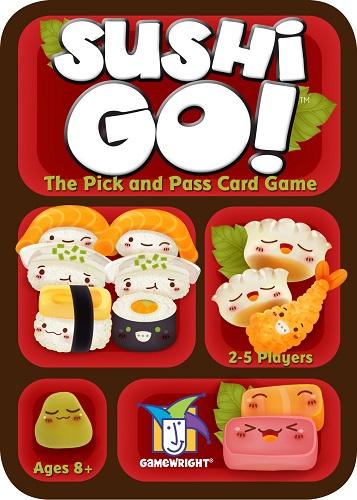 Sushi Go! box cover