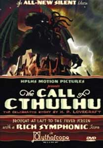 The Call of Cthulhu DVD 12268 movie cover