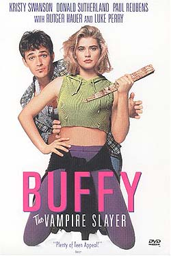 Buffy the Vampire Slayer movie cover