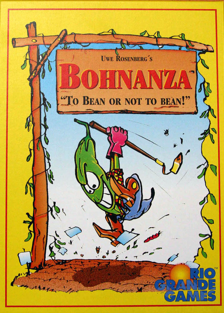 Bohnanza box cover