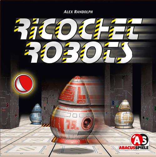 Ricochet Robots box cover