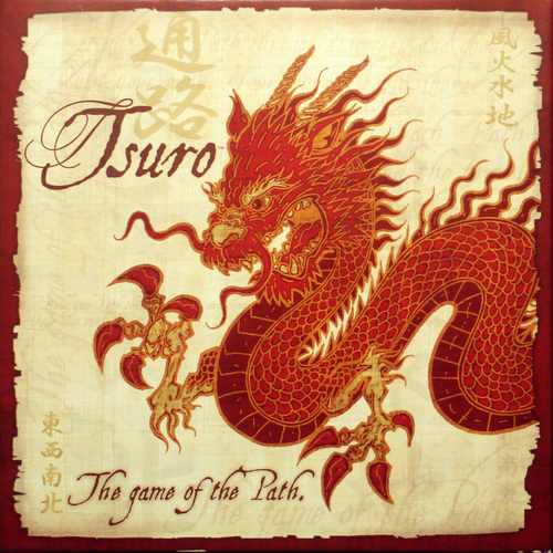 Tsuro box cover