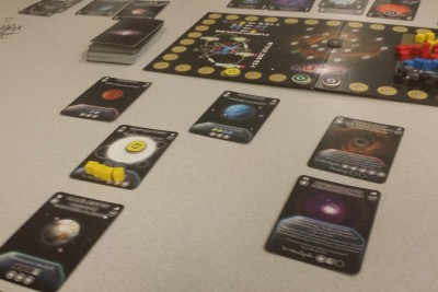 Image from last turn of Eons game