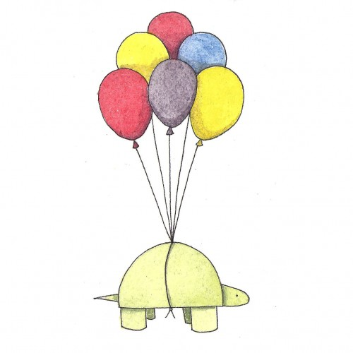 baby_wall_art_turtle_and_balloons_original_watercolor_painting_4x6_d9347a11