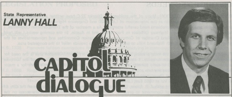 "Header of ""Capitol Dialogue"" Newsletter, UNTA_AR0177-065-002_01"