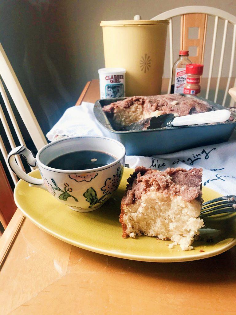 Union Coffee Cake