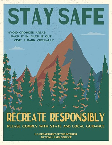 Stay Safe; Recreate Responsibly
