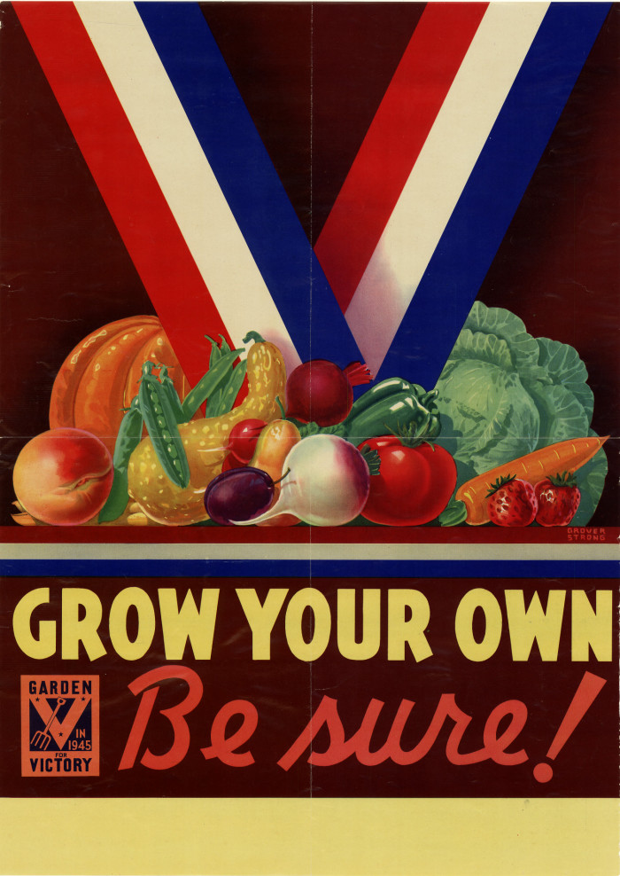 Grow Your Own Victory Garden