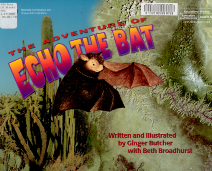 The Adventure of Echo the Bat