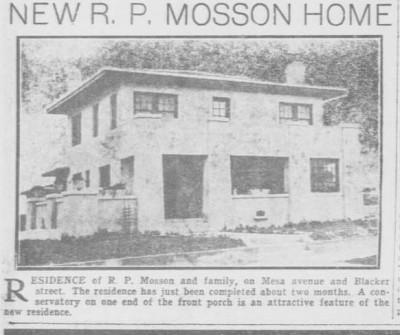 MossonHomeElPaso1917