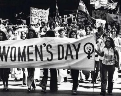International Women's Day 1977