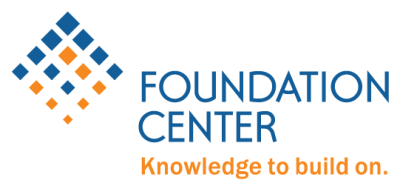 Foundation Center. Knowledge to build on.