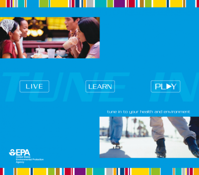 Live, Learn,  Play: Tune in to Your Health and Environment