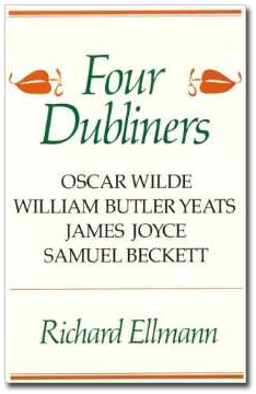 Cover of Four Dubliners, by Richard Ellmann